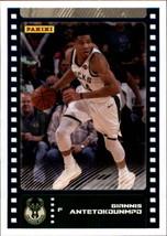 2019-20 Panini NBA Sticker Box Standard Size Insert #21 Giannis Antetokounmpo Mi - $7.95