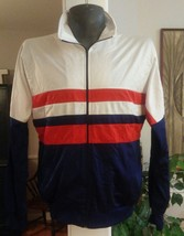 909db71389d91b Vintage Nike Red White And Blue Track Warm Up Jacket 1987-1994 Based On