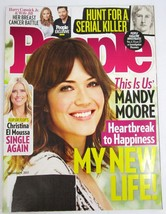 People Magazine Nov 6 2017 Mandy Moore Jill Harry Connick Jr Christina E... - $9.99