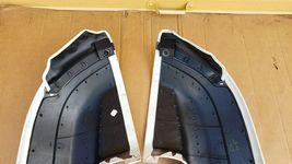 95-99 Chevy Cavalier Z24 Ls Pontiac Sunfire GT SE Convertible Top Boot End Caps image 4