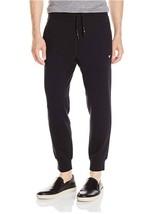 Armani Jeans Men's Mesh Tech Jogger Pants, Black, Size XL BNWT $250 - $84.75