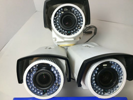 LOT 3 Alibi ALI-BC1720PVF 1.3MP Day Night Outdoor 720p HD-TVI Security C... - $148.50