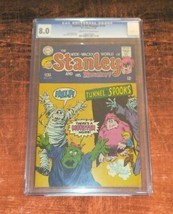 Wide Wacky World Of Stanley & His Monster Comic #110 July 1968 CGC 8.0 - $74.99