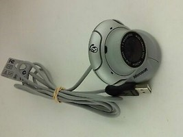 Microsoft Lifecam VX-6000 Webcam HD Wide Angle 3X Digital Zoom - $24.24