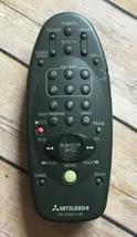 Oem Mitsubishi HS-U430 /U130 VCR/TV Remote Control Clean Tested - $10.36
