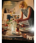 PIER 1 IMPORTS MAILER AUTUMN 2019 THE NEW SHADE OF AUTUMN BRAND NEW - $3.99