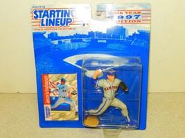 Initial LINEUP-MLB-1997- New York Mets- Jason Isringhausen - #44 - Neuf- L203 - $5.51