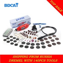 BDCAT 110V/220V Engraver Electric Dremel Rotary Tool Variable Speed Mini... - $64.00
