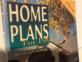 Garlinghouse New Home Plans for 1997 Book - $1,103.31