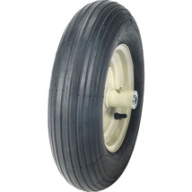 Scenic Road Maroon Wheel For M Wheelbarrow 8 & 10 Cu Ft - $985,63 MXN