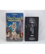 Disney La Belle et le Clochard II Lady & the Tramp II  VHS Video Tape Fr... - $28.70