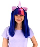 My Little Pony Twilight Sparkle High Quality Wig with Ears COSPLAY, NEW ... - $22.24