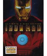 Iron Man and Iron Man 2 Widescreen DVD's - $9.99