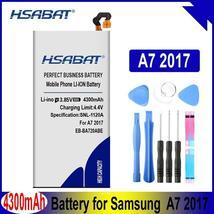 HSABAT 4300mAh EB-BA720ABE Battery for Samsung Galaxy A7 2017 / SM-A720 A720F A7 - $18.75