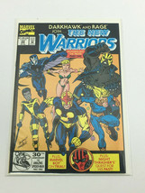 MARVEL Comics, The New Warriors #22 - April. 1992 FREE SHIPPING - $5.93