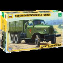 Zvezda 1:35 Scale Soviet ZiS-151 4.5 Ton Truck - 3541 - $31.60
