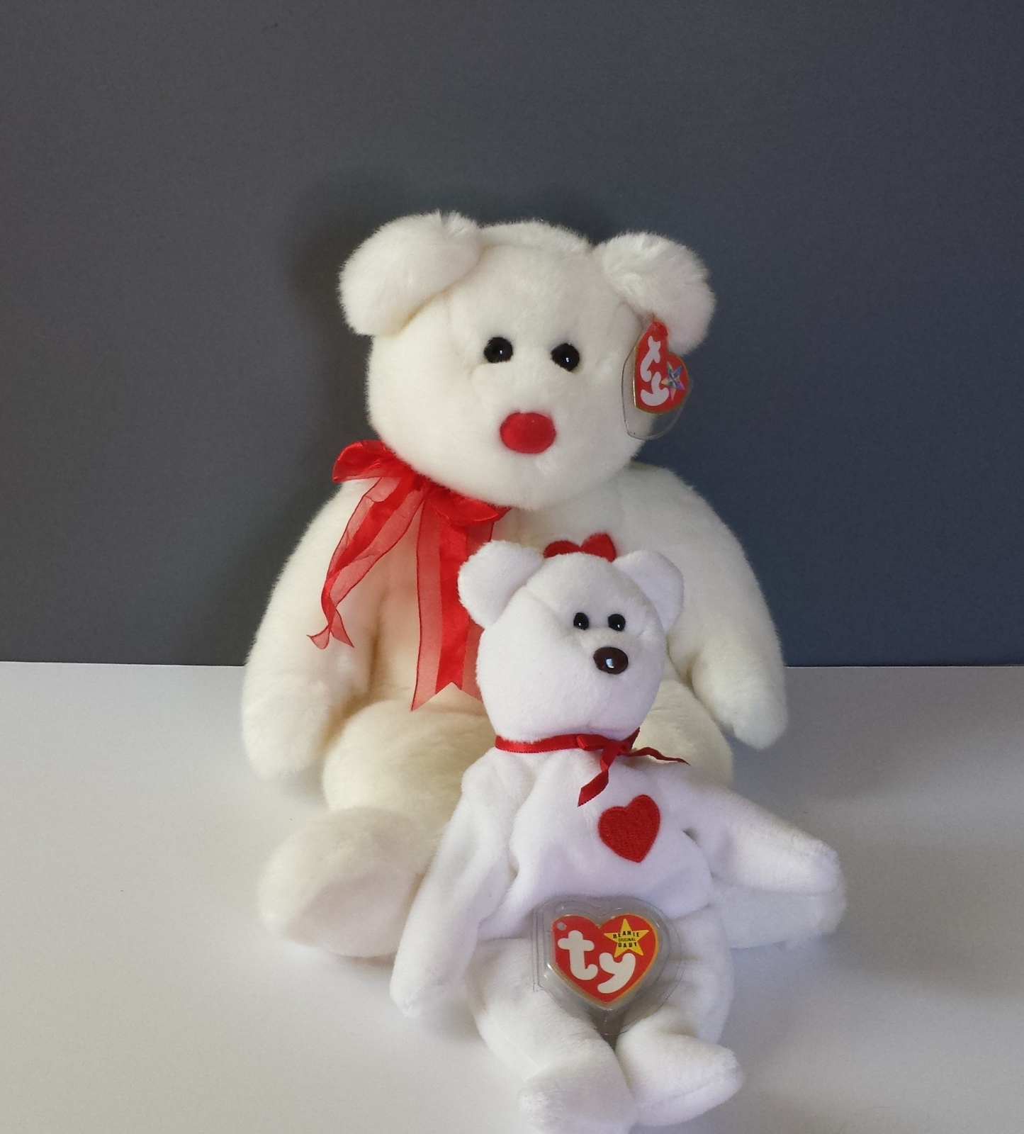 085a8b04930 Original Ty Valentino Beanie Baby and Beanie and 50 similar items