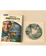 Print Shop Pro Photo CD-ROM PC Computer Software Disk and Users Guide  - $9.99