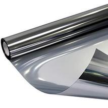 HIDBEA One Way Glass Window Tint Home Interiors Privacy Screen Stickers ... - $38.81