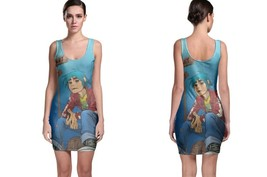 Gorillaz Women's Sleevless Bodycon Dress - $21.80+