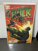 The Incredible Hulk #14 Marvel comics 50th Smash-Iversary NM- - $3.99