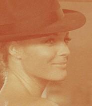 Romy Schneider photo-orange tone (Digital Download) - $0.99
