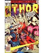 Marvel THOR (1966 Series) #260 FN+ - $2.99