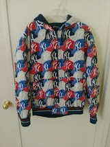 MLB Genuine Merchandise NY Yankees Full Zip Sports Jacket by Carl Banks ... - $111.27
