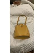 Louis Vuitton Yellow Epi Leather Cluny Bag - $575.00