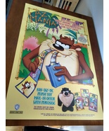 Taz Mania Movie Poster - $19.95