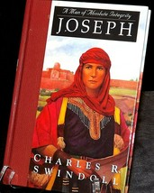Joseph, a Man of Absolute (Hardcover Book) by Charles R. Swindoll AA20-2270 Vint