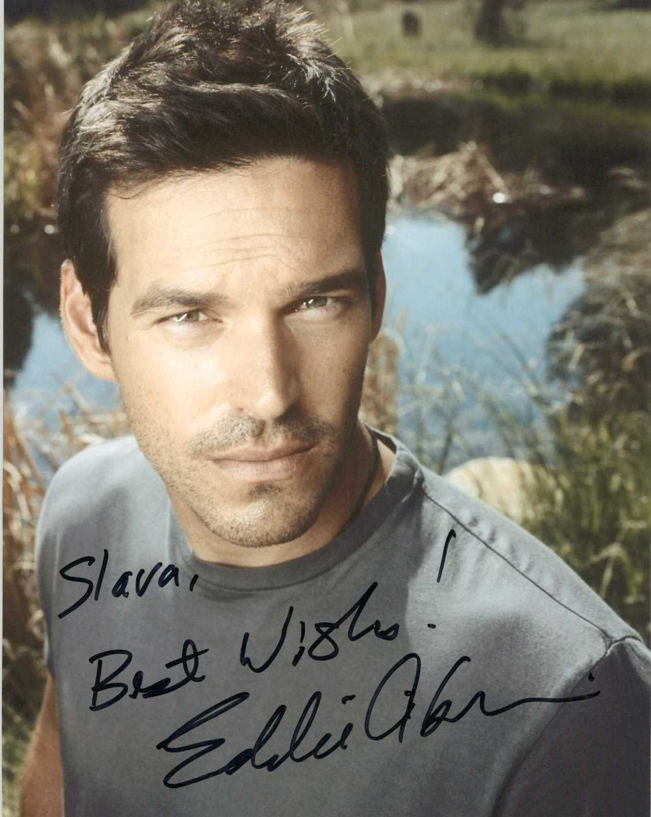 Primary image for Eddie Cibrian Signed Autographed Glossy 8x10 Photo