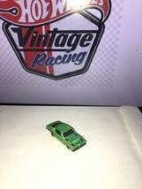 HOT WHEELS 1/64 Diecast Green Hemi Cuda Mystery Car Malaysia Fast Shipping - $5.45