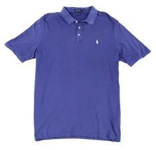 Polo Ralph Lauren Men's Classic Fit Jersey Polo Shirt Small 3269-4 - $39.80