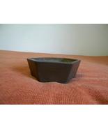 "Bonsai Pot  5 1//2"" x 2""  Dark Brown - $8.00"