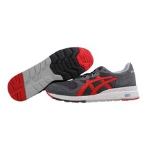 H430N Asics 5 Grey Epirus 1623 Red SZ Fiery Gel 11 Men's Dark rRYqrP
