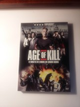 Age of Kill DVD 6 Targets in 6 Hours or London Burns Explosive DVD - $14.00