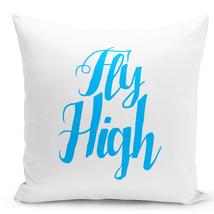 """Throw Pillow Fly High Pillow 16"""" Stuffed Decorative Pillow - $28.49"""