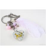 Kawaii Moon and Stars Handbag Charm, Resin Accessories, Handmade, Pastel... - $21.00