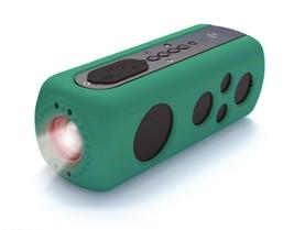 Pyle PWPBT75GN Sound Box Splash 2 Bluetooth Rugged and Splash-Proof Spea... - $38.92 CAD