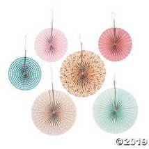 Vintage Collection Hanging Fans - $11.61