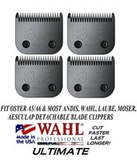 4-WAHL ULTIMATE COMPETITION 8.5 BLADE Pet Grooming Fit Most Oster,Andis ... - $110.24