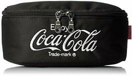 *[Coca-Cola] Coca-Cola full open pen case pouch MCC-008b black (009) - $24.85