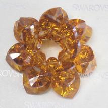 Swarovski Crystal Lotus Ornament for Meditation Prayer YOGA Buddhist Flo... - $41.14
