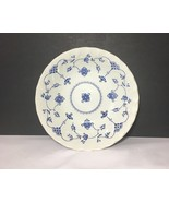 "Myott Finlandia Staffordshire Ware England 1982 Small Bowl Blue Floral 6.5"" - $8.90"