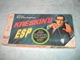 VINTAGE 1967 KRESKIN'S ESP GAME - $15.29
