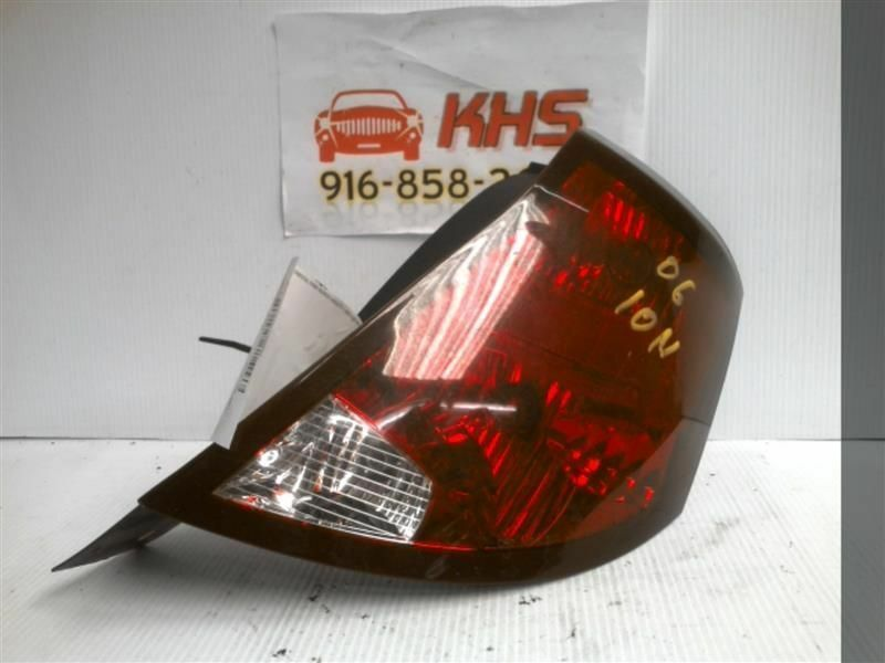 Primary image for Passenger Right Tail Light Sedan 4 Door Fits 03-07 ION 322019