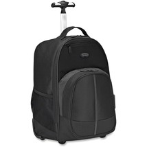 Targus TSB750US Carrying Case (Backpack) for 16 to 17 Notebook - Black, Gray - P - $104.64