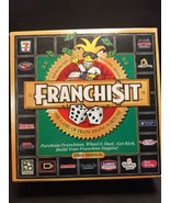 Sealed 2001 FRANCHI$IT money making First  edition party board game 2-6 ... - $19.85