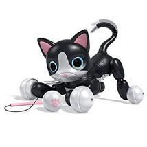 Zoomer Kitty Spin Master Interactive Robot Cat Robo Kitty - $169.00